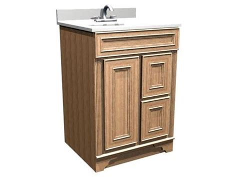Briarwood Cabinets by Briarwood 24 Quot W X 21 Quot D X 31 Quot H Highland Vanity Sink