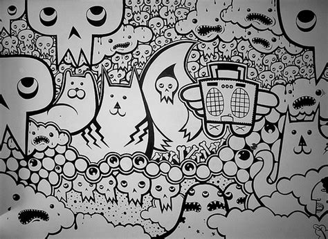 sharpie wall mural another marker wall mural i like and illos