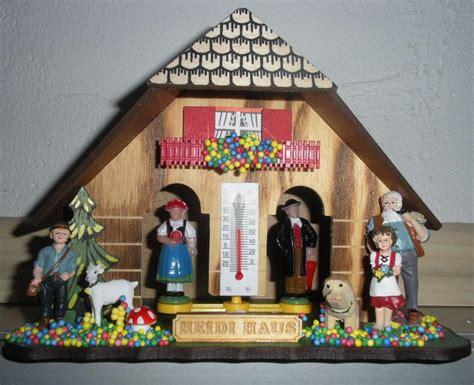 traditional german christmas gifts german gifts 26 93 buy german weather house heidi bestseller