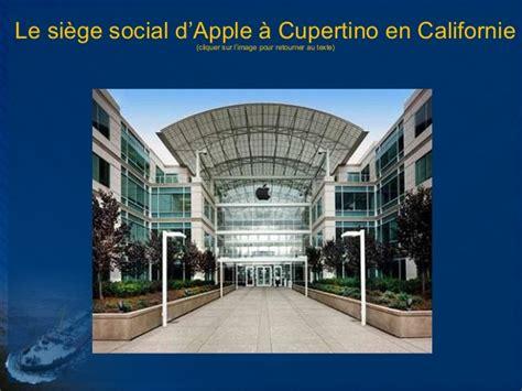siege social d apple les 233 changes de marchandises pbl ppt