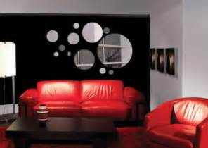 wall stickers mirror decoration tenstickers the decal