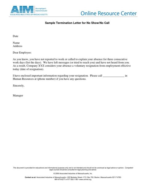 9 partnership termination letter templates free sample example