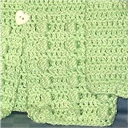 sweater pattern up close green sweater toboggan hat and bootie set