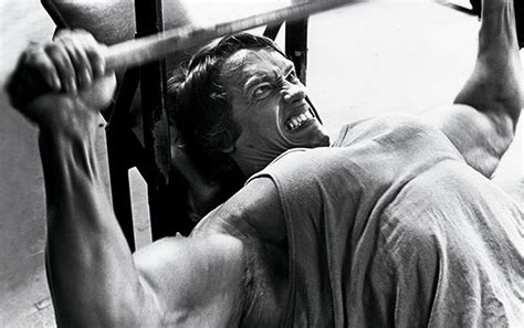 arnold schwarzenegger bench arnold a to z superset man