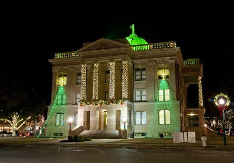 Georgetown Tx Lighting Of The Square 2014 Georgetown Tx Georgetown Lights