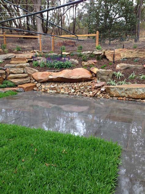 Stone Rock Landscaping Bendigo Luke Bullock Landscaping Rock Garden Design And Construction