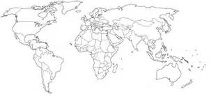 World Map White by Images For Gt World Map Black And White Png Carte De