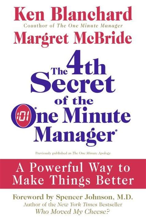 william morrow self leadership and the one minute blanchard 4th secret of the one minute manager book summaries lifeandleadership com