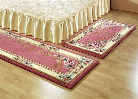 teppiche schnäppchen br 252 cken teppiche und bettumrandung mit aubousson muster
