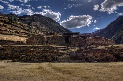 400 Ft To Meters ancient temples of chavin de huantar in peru hidden inca