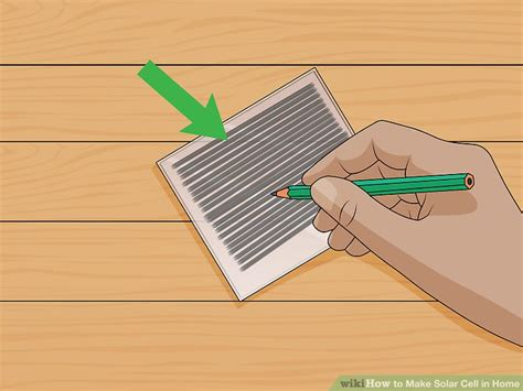 how to make a home how to make solar cell in home 12 steps with pictures