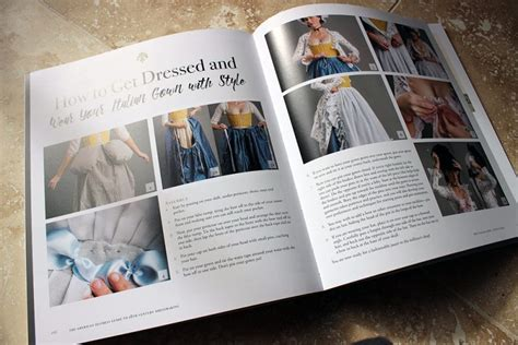 the american duchess guide to 18th century dressmaking how to sew georgian gowns and wear them with style books book review the american duchess guide to 18th century