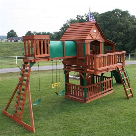 swing set sams club woodridge cedar swing set with slide 2015 best auto reviews