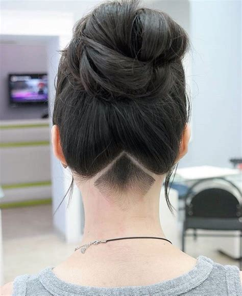 braided styles up do for shaved hair on the sides 25 unique undercut ponytail ideas on pinterest undercut
