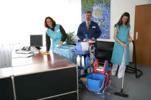 office and property cleaning