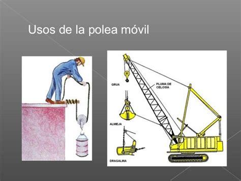 usos amorosos de la diapositiva 4 poleas