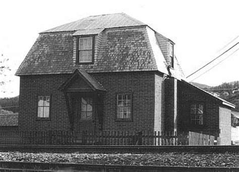 old time house plans kimberley bc 1976 les kozma