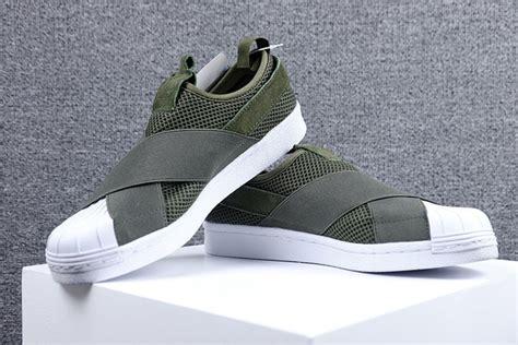 adidas superstar slip on olive aoriginal co uk