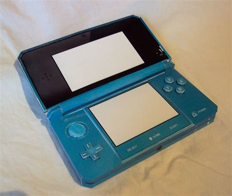Nintendo Ds Papercraft - nintendo 3ds papercraft by kamibox on deviantart