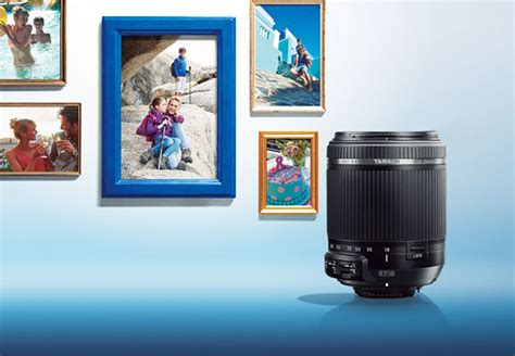 Lensa Tamron 18 200mm Vc For Canon Or Nikon tamron af 18 200mm f 3 5 6 3 diii vc for nikon gratis uv