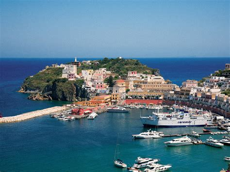 porto ponza isola di ponza tour in barca con bagni e pranzo a bordo