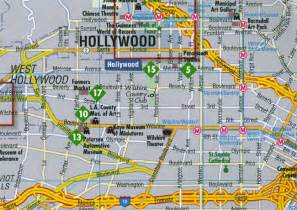 Los Angeles Tourist Map by Maps Update 21051488 Los Angeles Tourist Attractions Map