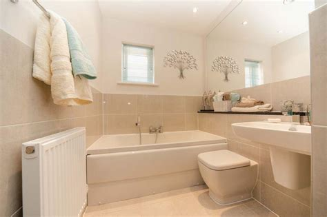 show house bathrooms 2 bedroom semi detached house for sale in murrell gardens