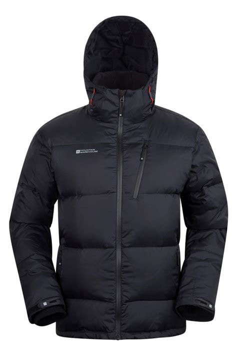 padded jacket mountain warehouse mens padded jacket