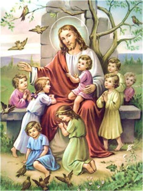 imagenes de jesus bendice a los niños revelaci 243 n a los humildes meditaciones eucaristicas