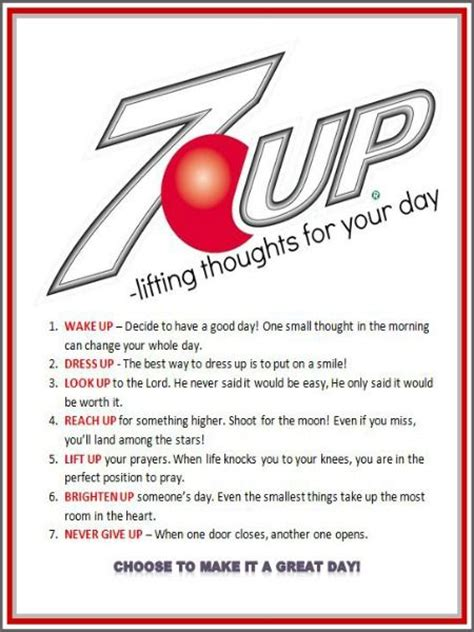 5 Gray To Lift Up Your Day by Free Printable 7 Up Lifting Thoughts Combine It With A