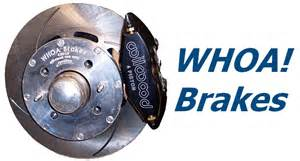 new brakes for car fiat lancia pininfarina parts whoa brakes
