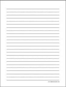 Lined doc free printable letter writing paper