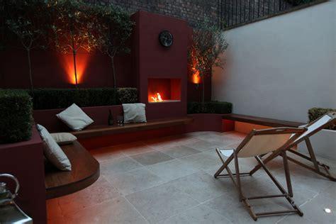 Modern Fireplace Wall Design by Angel Fireside Living Gardens