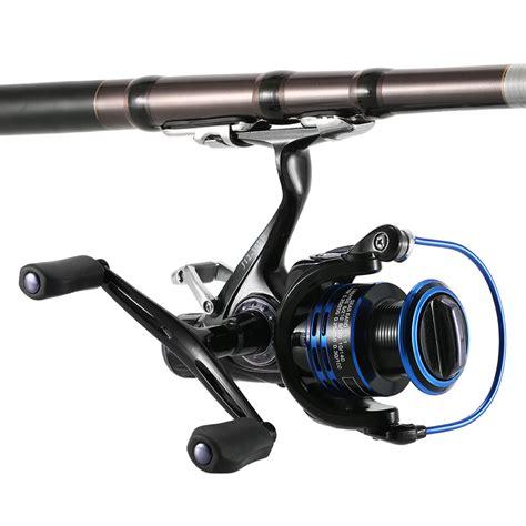 Sale Handle Pintu Stainless 07 carp spinning fishing reels left right handle metal spool