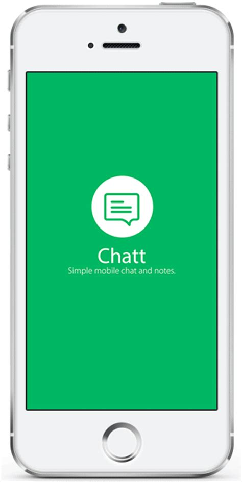 iphone layout on android chat app design template for ios8 in swift objective c