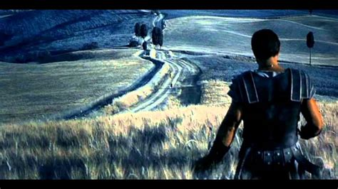 musique film gladiator now we are free gladiator soundtrack quot the wheat quot youtube