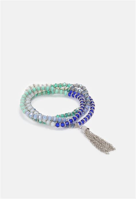 let it bead let it bead jewellery in silver get great deals at justfab