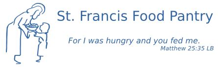 st the greater st francis food pantry