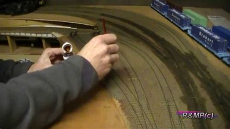 layout update not working layout update 46 part c weathering the sidings track