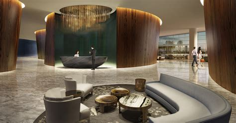 Echo Aventura luxury condos lobby New Build Homes