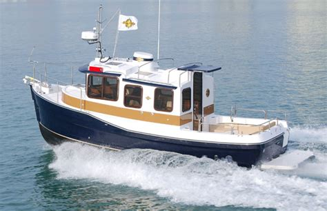 pocket trawlers five for value and versatility www - Little Tug Boats For Sale