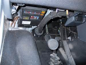 smart forfour fuse box location fhoto