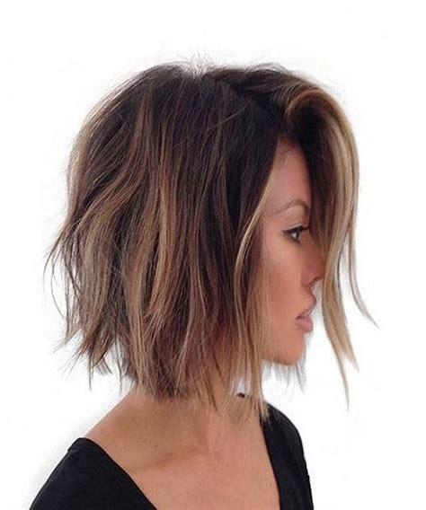 mechas balayage cabello corto mechas balayage en pelo corto media melena y largo kabar