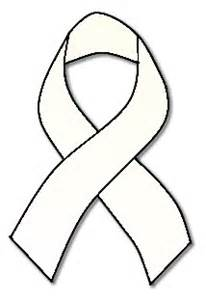 bone cancer ribbon color cancer awareness colors