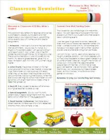 microsoft word newsletter templates free doc 400200 school newsletter templates worddraw school