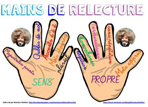 Grille De Relecture Ce1 Blog De Monsieur Mathieu Gs Cp