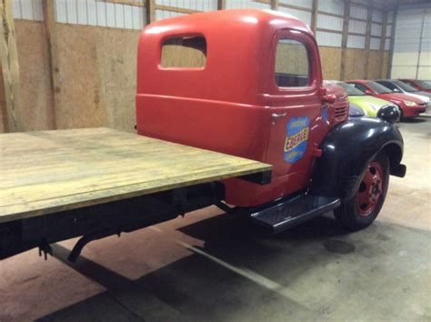 rust free truck beds 1946 dodge flat bed truck amazing rust free condition