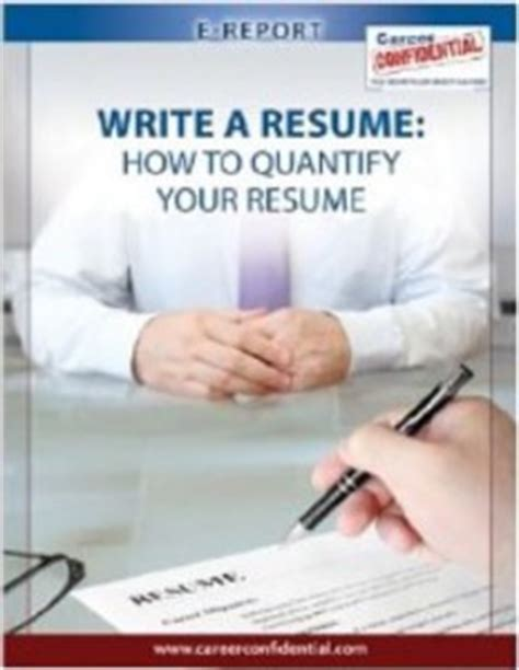 Resume Quantify Accomplishments Questions To Ask During An Career Confidential