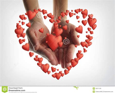 imagenes de love con las manos corazones en manos im 225 genes de archivo libres de regal 237 as