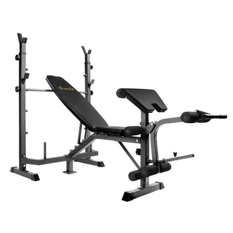 multifunctional exercise bench multi functional fitness bench black